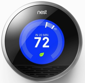 Nest white paper shows savings from smart thermostat