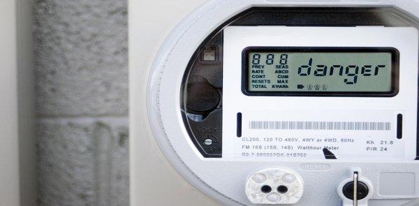 Smart meter design power backup