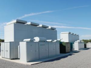 Ergon Energy PureWave energy storage