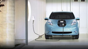 Nissan LEAF to Leaf to Home vehicle to grid integration trial