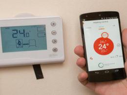 Thermostat programmes