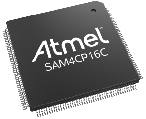 Atmel SOC launch sam4cp16c EUW14