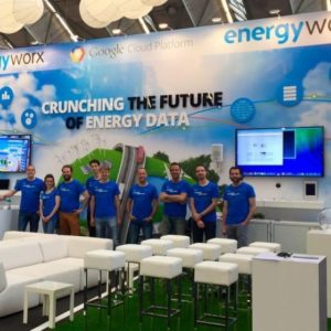 EnergyWorx European Utility Week 2014