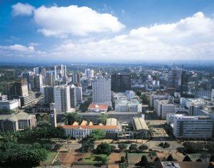 Nairobi CBD smart meter pilot