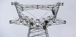 China upgrade grid transmission