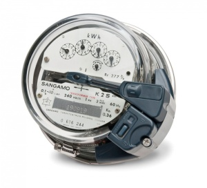PowerCost Monitor dumb to smart meter optical sensor