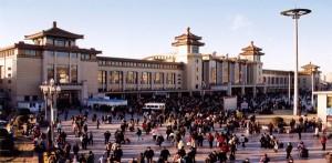 Beijing smart meter deployment and distribution network