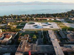 EPFL campus PMU smart grid project