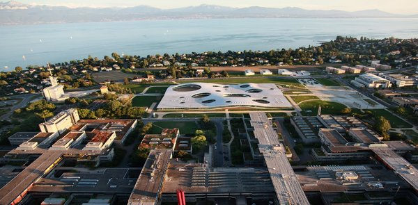 EPFL campus PMU smart grid project