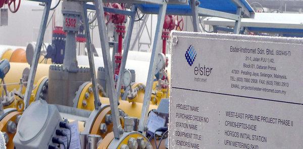 Elster software suite smart grid data