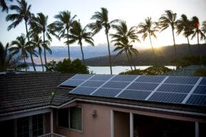 Hawaii Rooftop solar upgrade microinverters