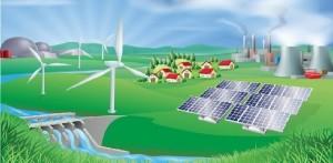 UK renewable energy grid integration