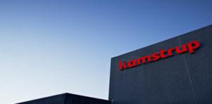 Kamstrup simplifies AMR water system