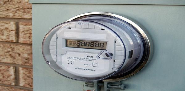smart meter components