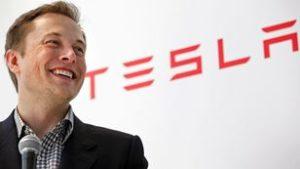 Tesla Motors CEO - Elon Musk