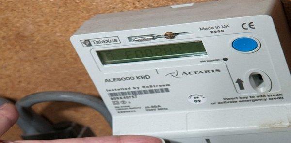 UK, Cyprus Prepaid meter tampering