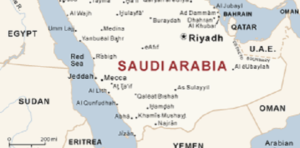 saudi arabia smart grid deal with CG