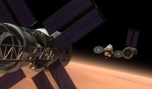 Smart grid tech for deep space manned missions