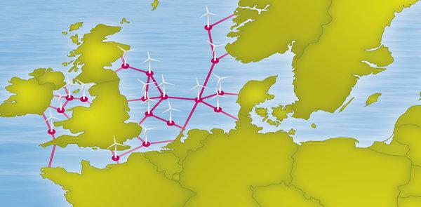Supergrid-North-Sea-Network-Smart-grid-automation