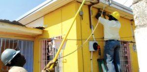 Jamaica electricity grid modernisation smart meters