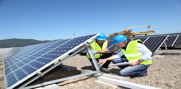 Renewable Energy Training Field Chicago