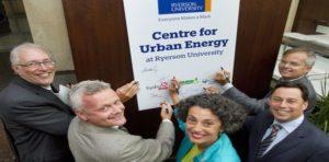 Ryerson centre for urban energy