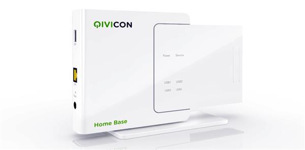 Qivicon smart homes platform