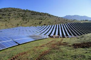 Corsica smart grid Europe