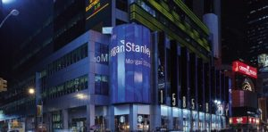 smart building According to the Continental Automated Building Association, the Morgan Stanley building in New York has used smart lighting systems to save US$1.28m on energy