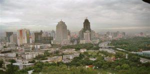 smart grid development in Xianjiang-China