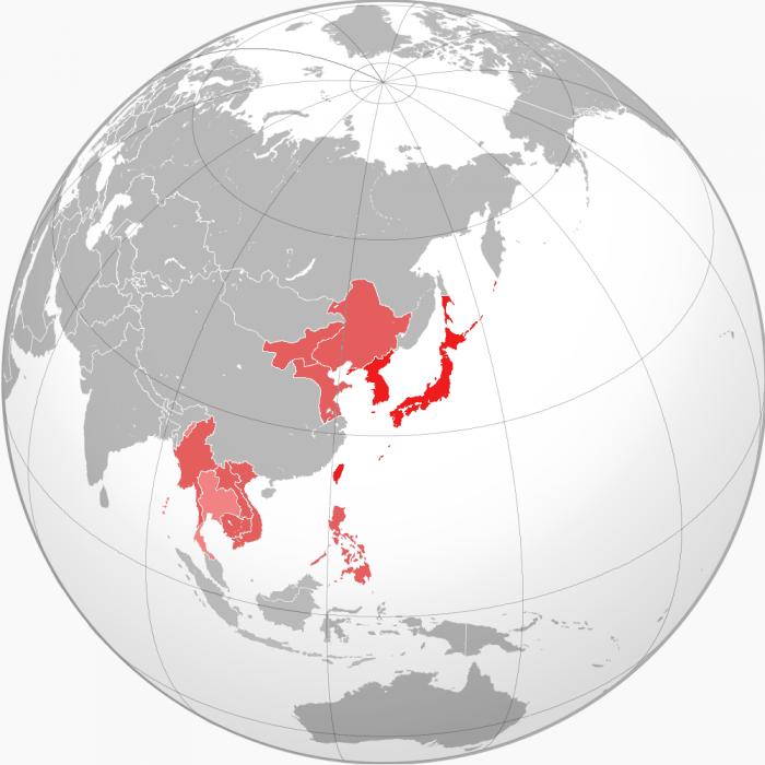 East Asian utilities