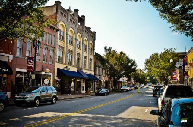 AMI in Concord city