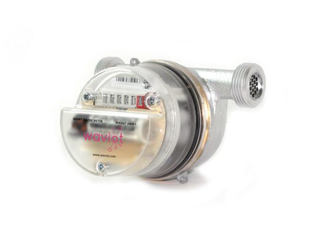 WAVIOT smart water meters