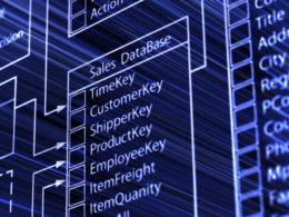 PG&E, sensor database