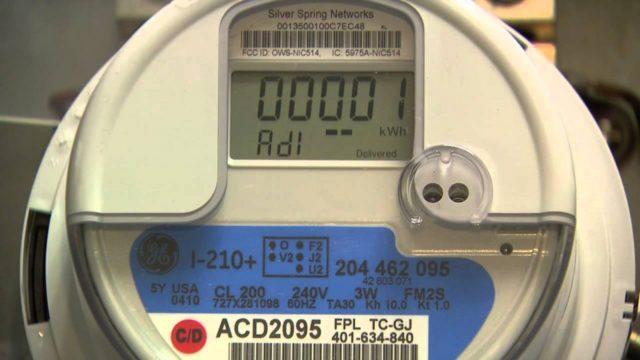 FPL smart meters