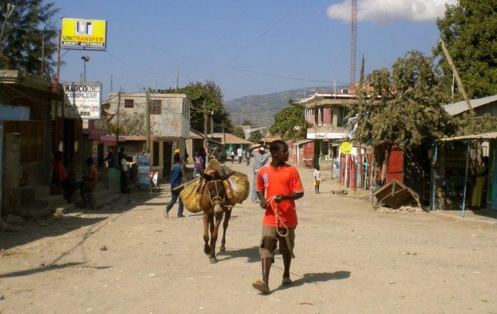 smart grid in Haiti