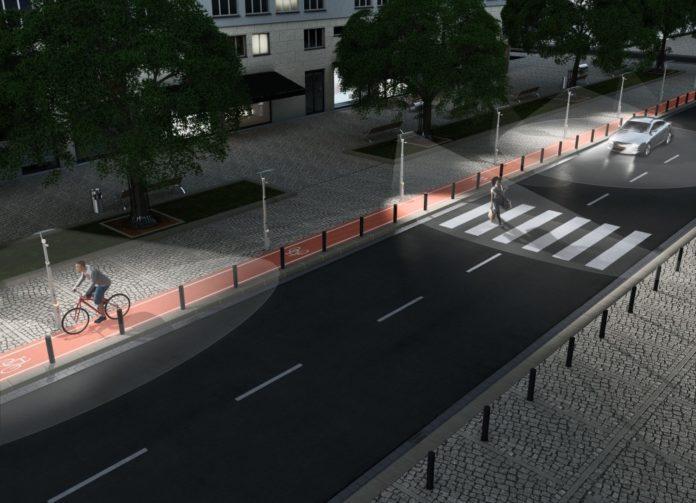 ComEd smart LED streetlights
