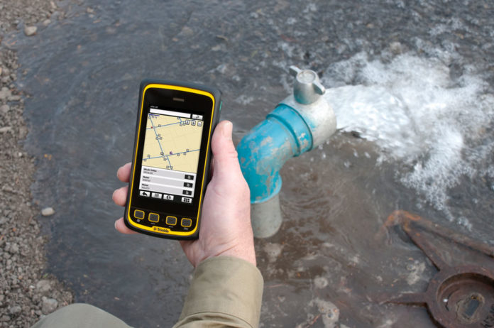 smart water mapping