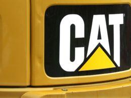 Caterpillar big data IoT