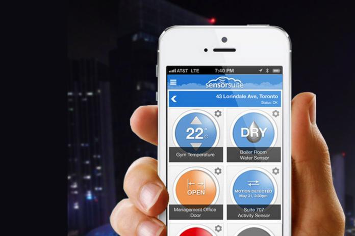SensorSuite energy management