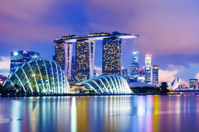 Singapore solar