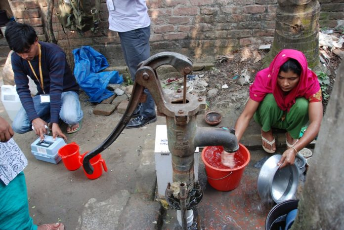 Dhaka water utility