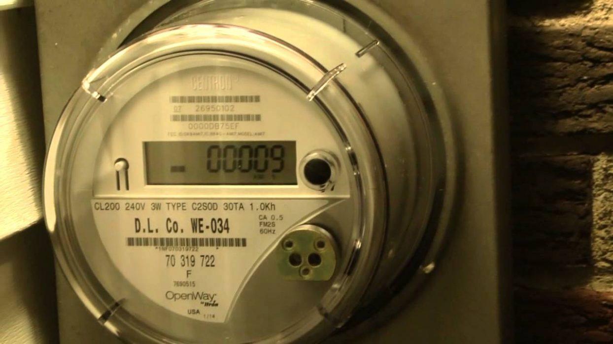 Itron smart prepaid meters