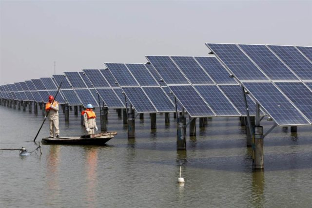 Solar energy china