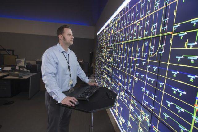 APS energy control center