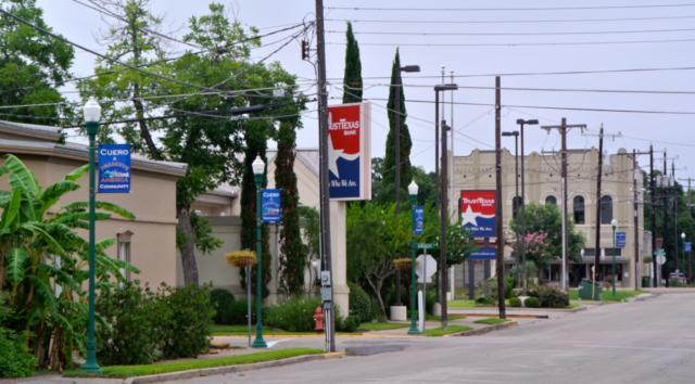 Smart meters rollout in Cuero city, Texas