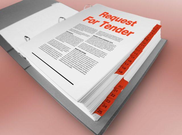 tender AMI system
