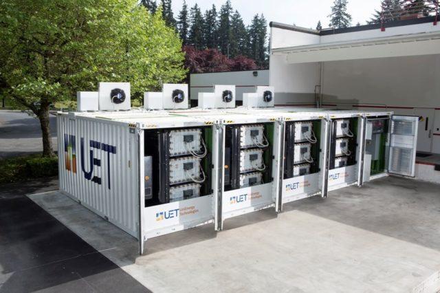 UniEnergy energy storage system