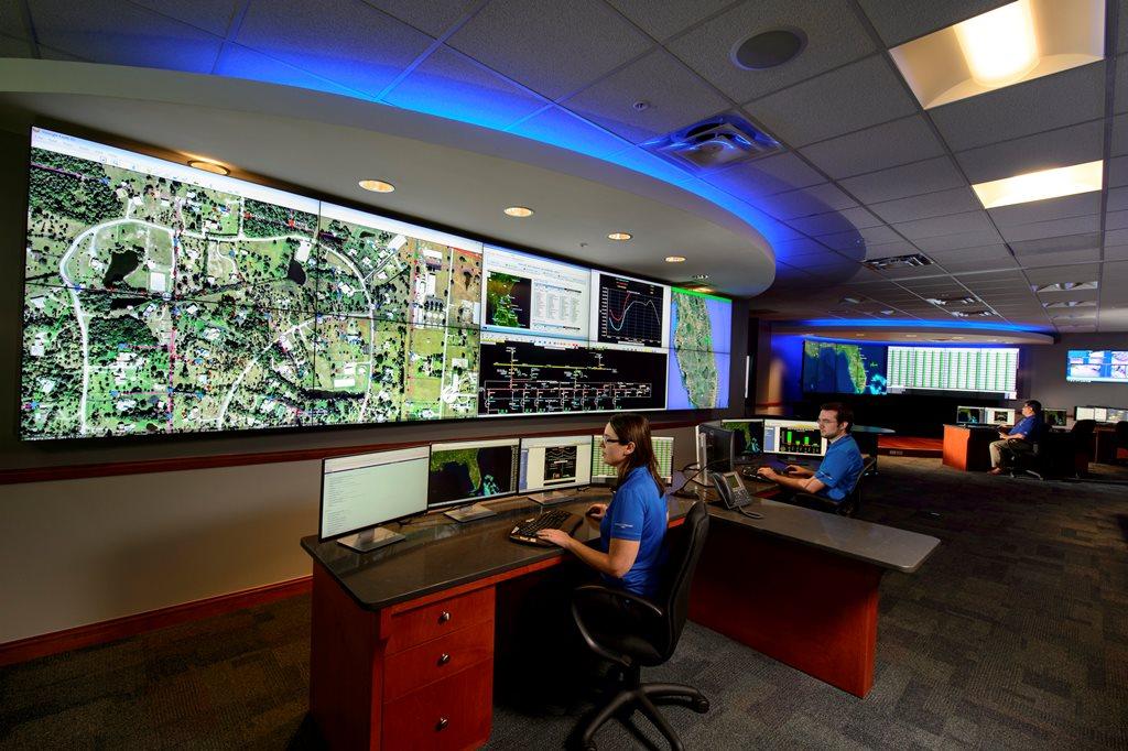 FP&L smart grid project