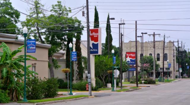 Cuero city utility departments